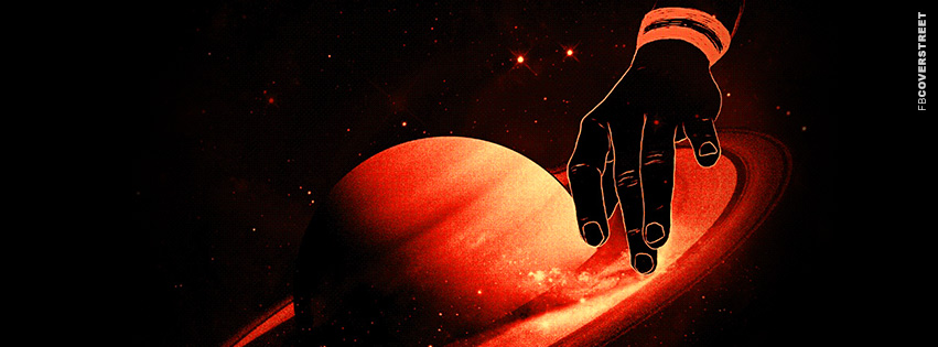 DJ Saturn  Facebook cover