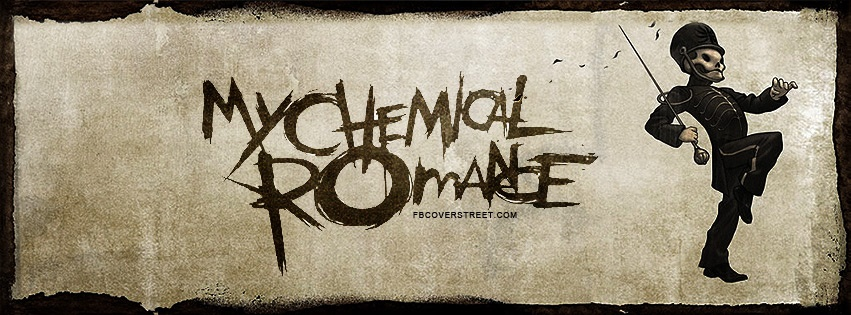 My Chemical Romance Black Parade Facebook cover