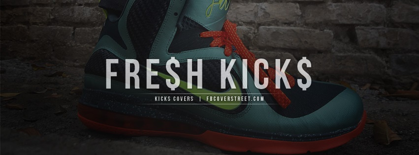 Fre$h Kick$ Facebook Cover