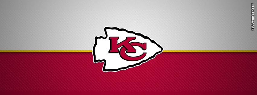 Kansas City Chiefs Logo Facebook cover