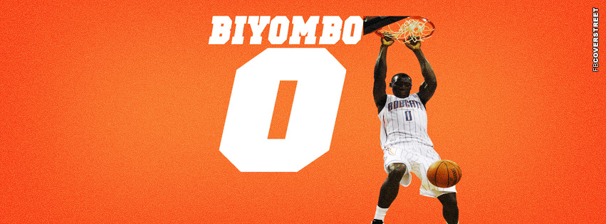 Charlotte Bobcats Bismack Biyombo  Facebook Cover