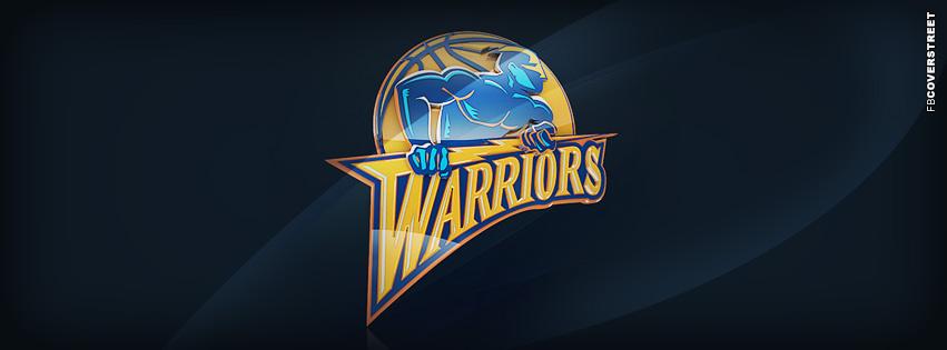 Golden State Warriors Modern Logo  Facebook Cover
