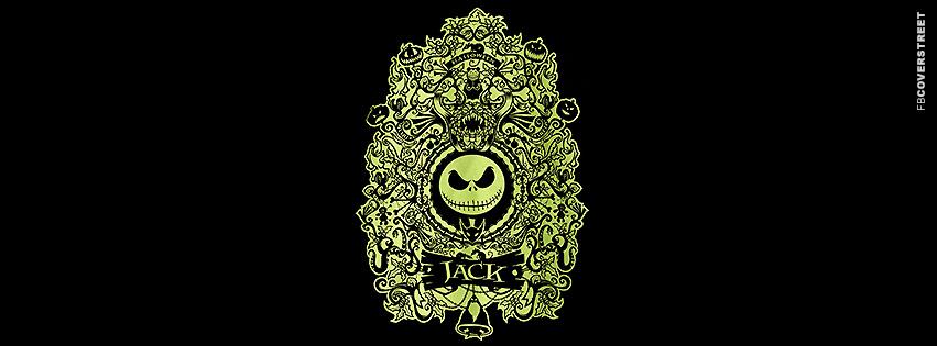 Jack skellington facebook cover