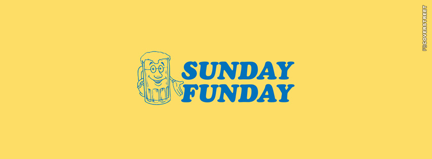 Sunday Funday  Facebook cover