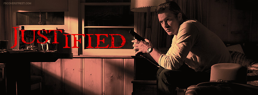 Justified Deputy US Marshall Raylen Givens Facebook Cover
