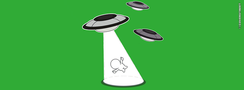 Alien Abduction Facebook Cover