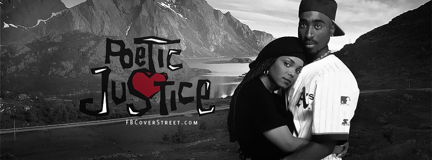 Poetic Justice Facebook Cover