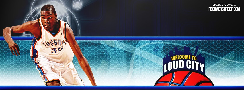 Kevin Durant 4 Facebook Cover