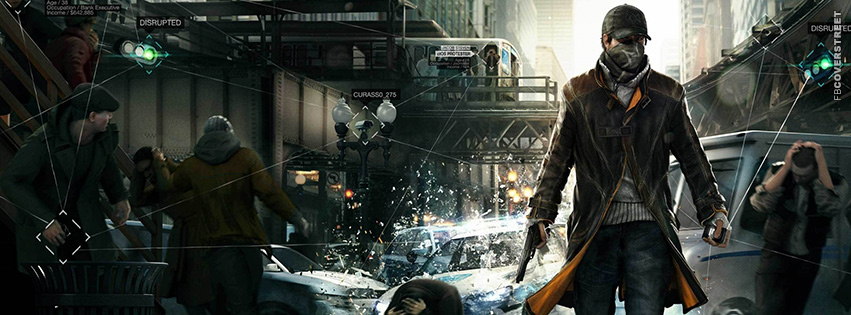 Watchdogs  Facebook Cover