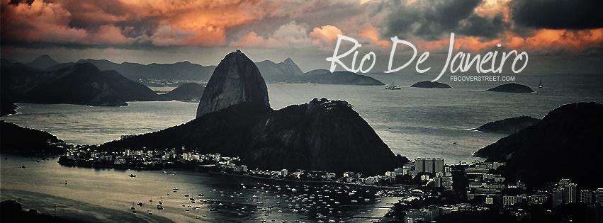 Rio De Janeiro 4 Facebook Cover