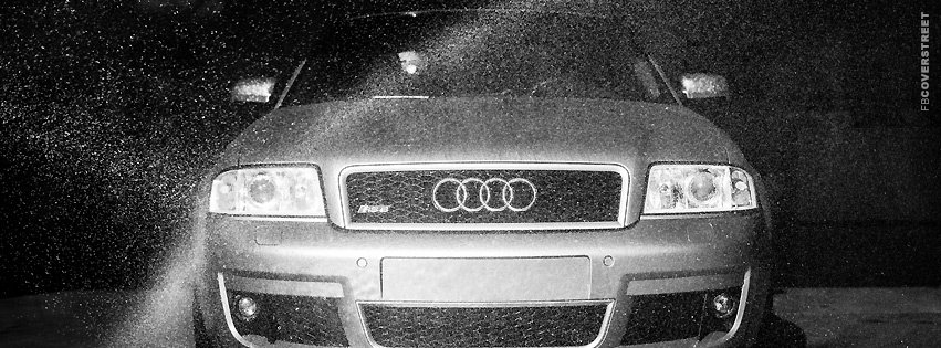 Audi R Car Wash Facebook Cover FBCoverStreetcom - Audi car wash