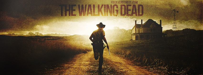 The Walking Dead 3 Facebook Cover