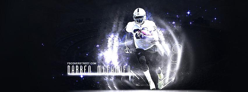 Darren Mcfaden Oakland Raiders 3 Facebook cover