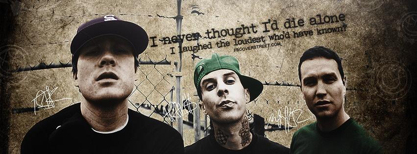Blink 182 Adams Song Facebook Cover