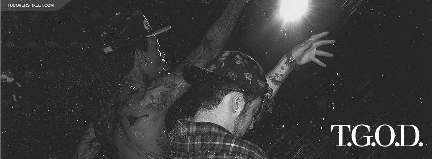 Wiz Khalifa and Mac Miller TGOD Facebook cover
