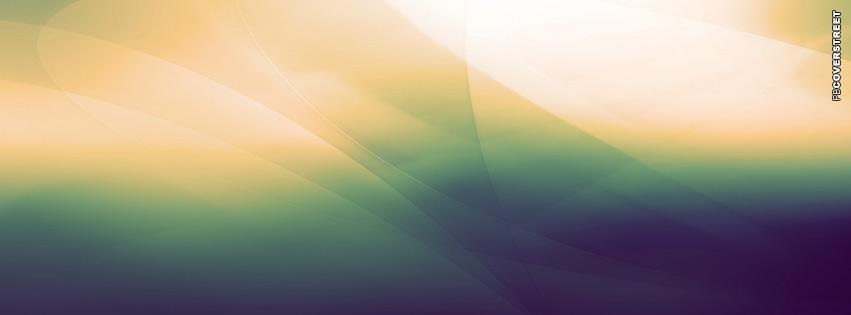 Pastel Calmness  Facebook Cover