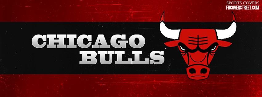 Chicago Bulls Logo Facebook Cover