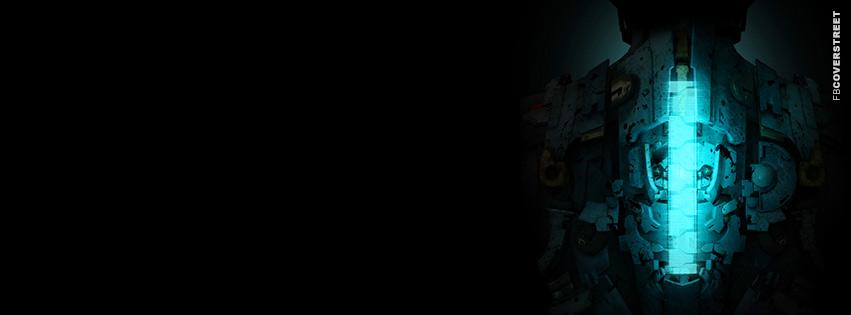Dead Space Suit  Facebook Cover