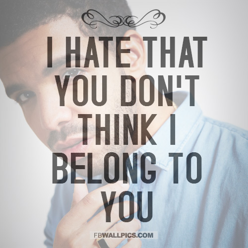 Drake Furthest Thing Lyrics  Facebook picture