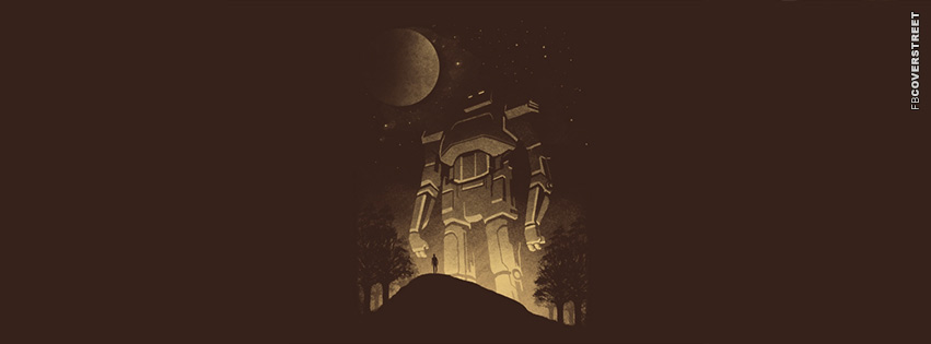 The Iron Giant  Facebook cover