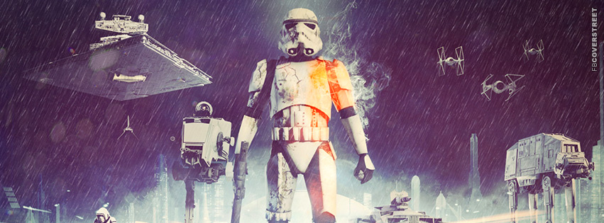 Battlefront Star Wars  Facebook Cover