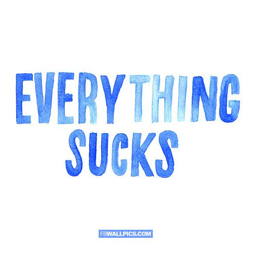 Everything Sucks  Facebook picture