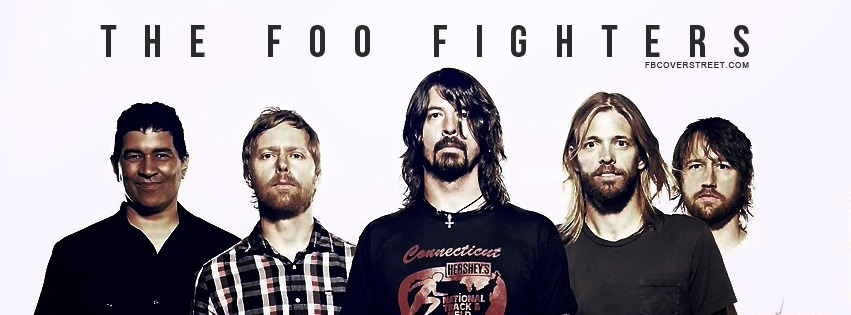 Foo Fighters 2012 Facebook Cover