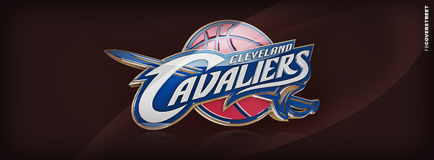 Cleveland Cavaliers Modern Logo  Facebook cover