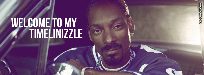 Snoop Dogg Welcome To My Timelinizzle  Facebook cover