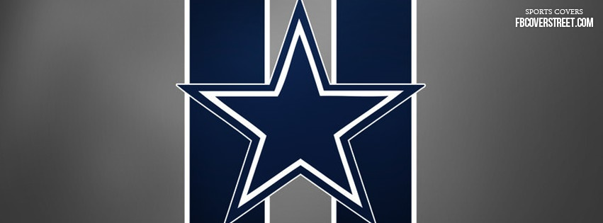 Dallas Cowboys Logo 1 Facebook cover