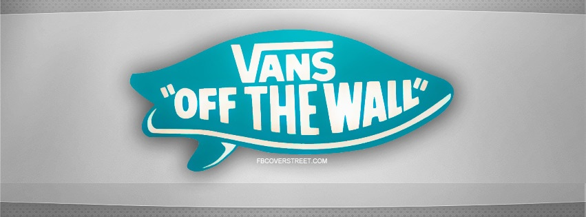 Vans Off The Wall Surf Logo Facebook cover