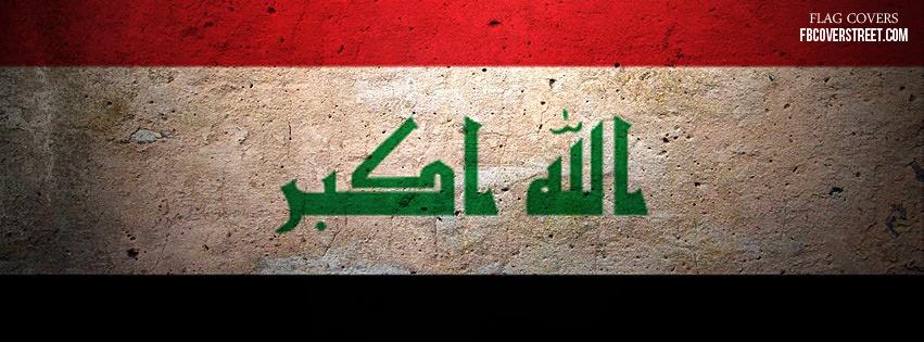 Iraq Flag 2 Facebook Cover