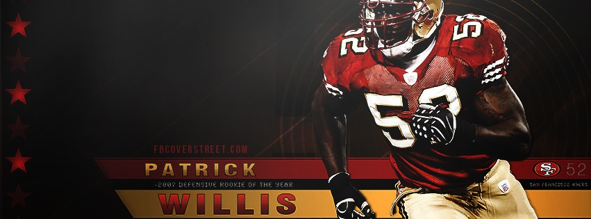 Patrick Willis 3 Facebook Cover
