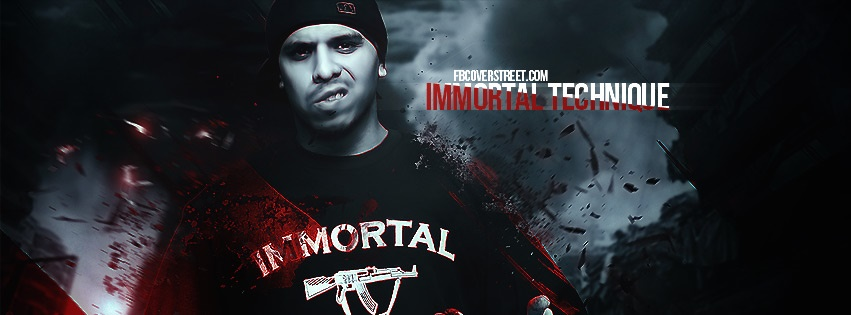 Immortal Technique Facebook Cover Immortal Technique Fac...