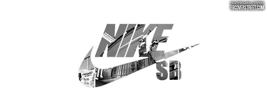 Nike SB Logo Facebook Cover