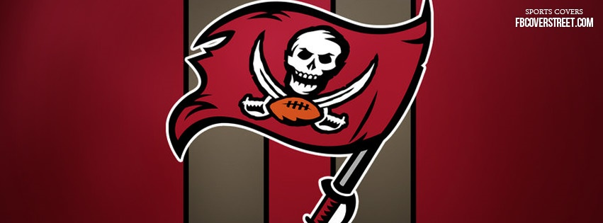 Tampa Bay Buccaneers Logo 2 Facebook cover