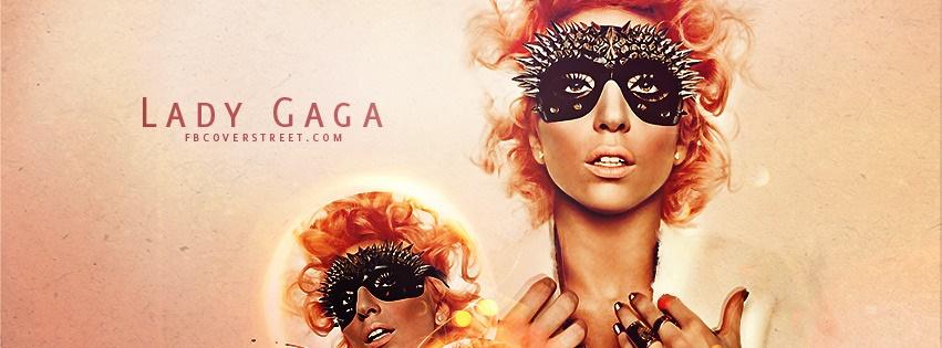 Lady Gaga Facebook Cover