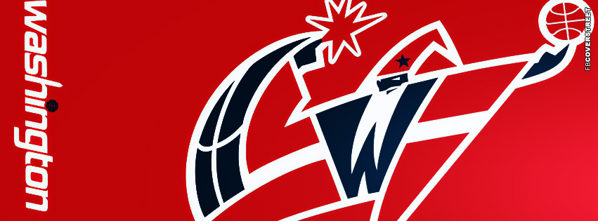 Washington Wizards Logo FB Cover 2  Facebook Cover