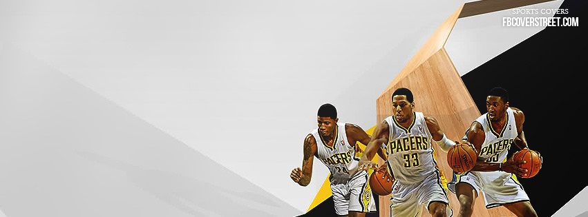 Indiana Pacers 3 Facebook Cover