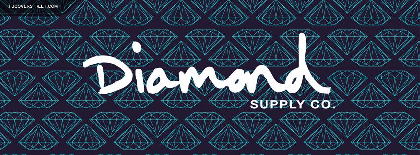 Diamond Supply Co Facebook Cover