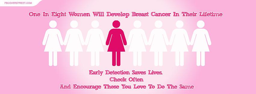 breast cancer statistics figures facebook cover