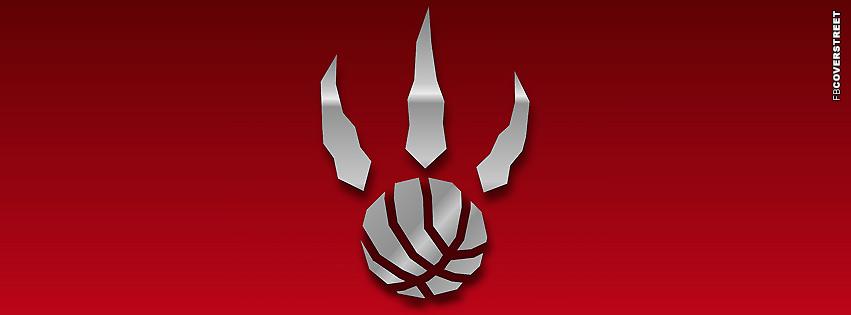 Toronto Raptors Modern Logo  Facebook Cover