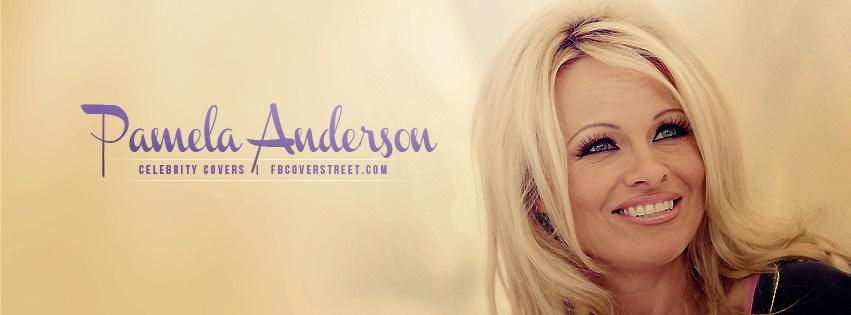Pamela Anderson 3 Facebook Cover
