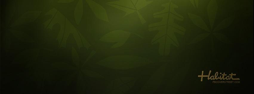 Habitat Nature Logo Facebook Cover
