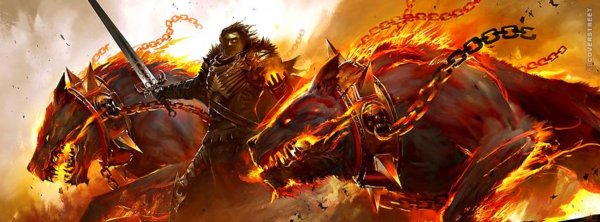 Guild Wars Facebook cover