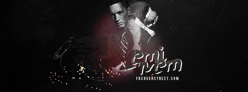 Eminem When I'm Gone Facebook Cover