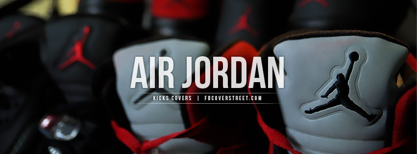 Air Jordan 1 Facebook Cover