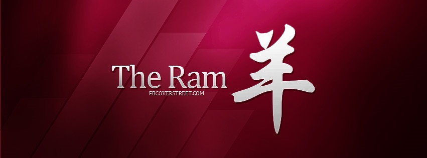 The Ram Facebook cover