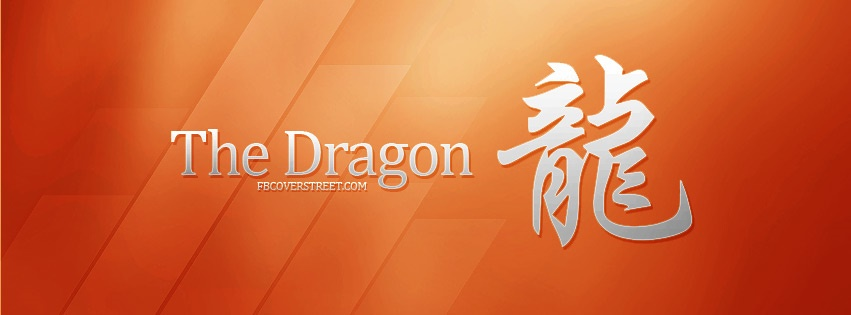 The Dragon Facebook cover