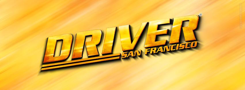 Driver San Francisco Facebook cover